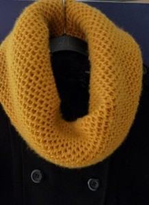 Images of Honeycomb Cowl Knitting Pattern