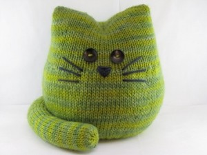 Amigurumi Softie Cat Knitting Pattern Images
