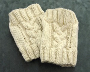 Cable Knit Boot Cuffs Pattern Pictures