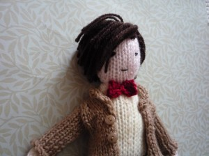 Doctor Who Matt Smith Doll Knitting Pattern Pictures