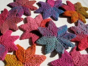 Images of Eight Point Christmas Star Kntting Pattern