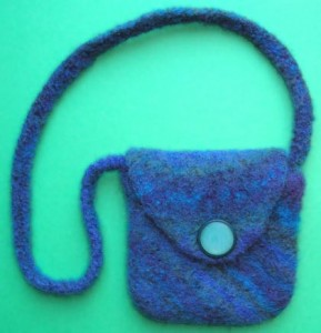 Felted Bag Knitting Pattern Pictures