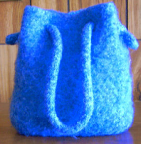 Free Felted Purse Knitting Pattern Images