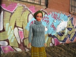 Free Barbie Doll Turtleneck Pattern Images