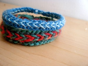 Free Bracelet Knitting Pattern Images