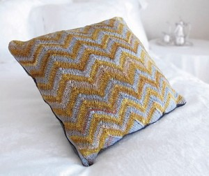 Free Chevron Pattern Pillows Pictures