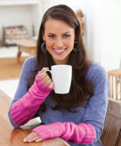 Free Rise & Shine Warmer Knitting Pattern Photos