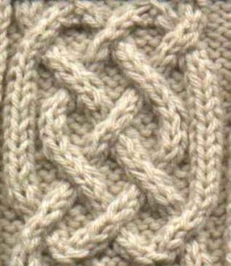 Free Simple Celtic Cable Knitting Pattern Pictures