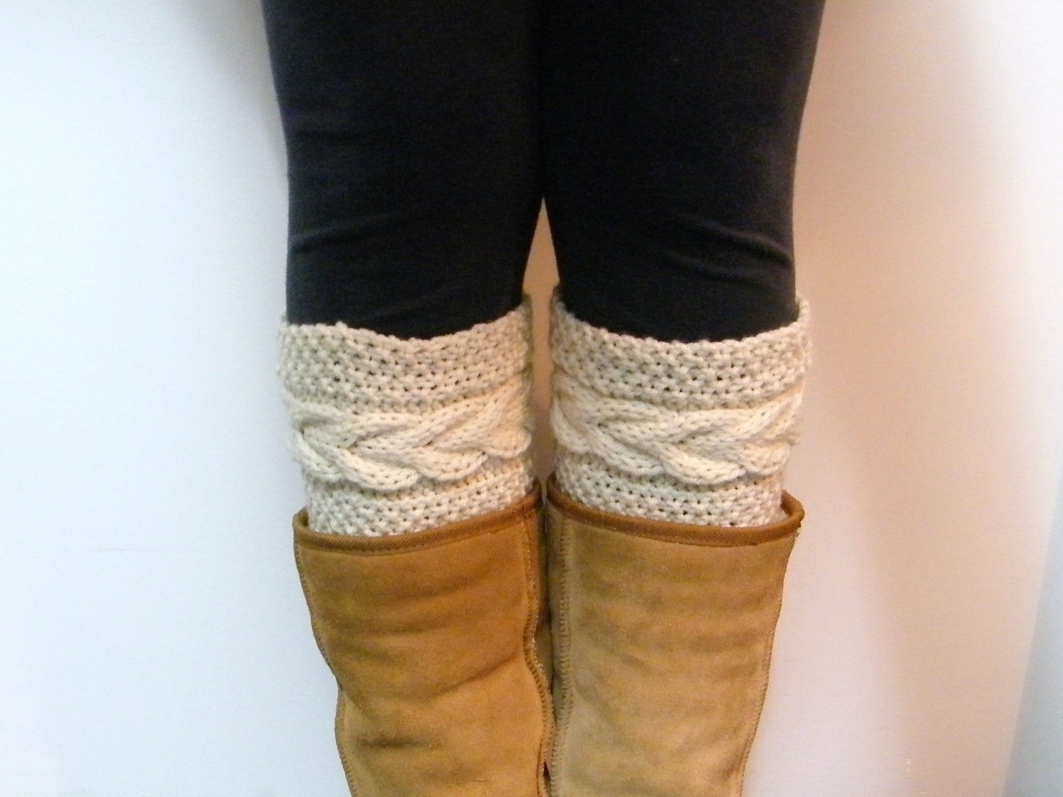 Boot Cuff Knitting Pattern | A Knitting Blog