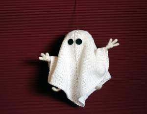 Images of Halloween Ghost Knitting Patterns