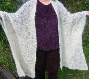 Kimono Knitted Pattern Pictures