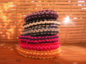 Images of Knit Bracelet Pattern