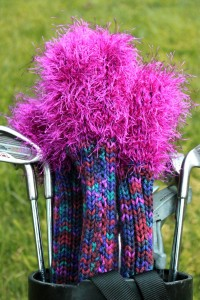 Knit Golf Head Covers Pattern Pictures