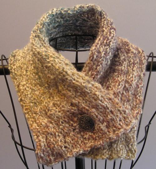 Neck Warmer Knitting Patterns | A Knitting Blog
