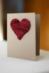 Pictures of Knitted Heart Pattern