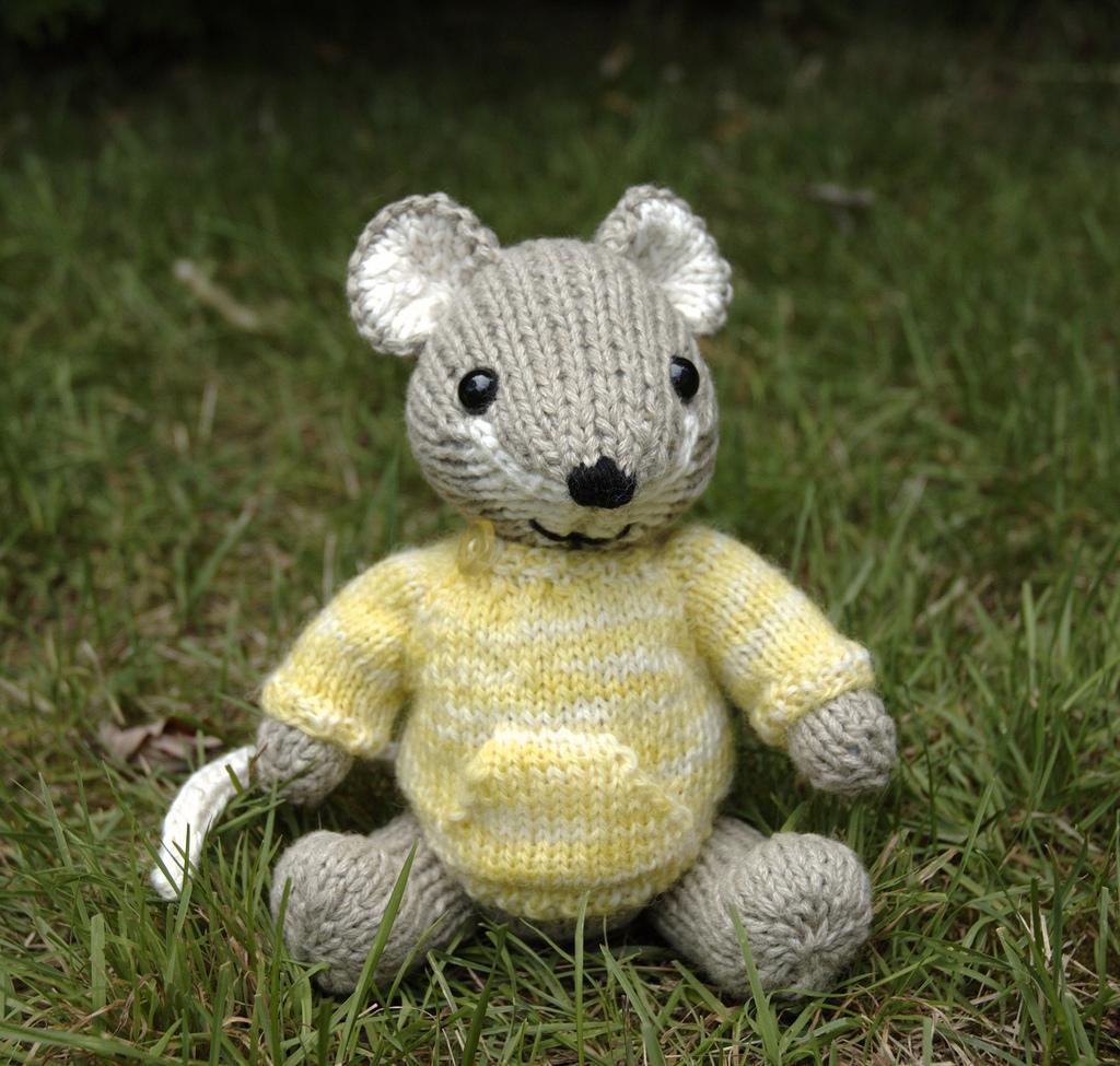 Knitted Animal Patterns - A Knitting Blog