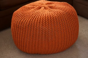 Images of Pouf Knitting Pattern