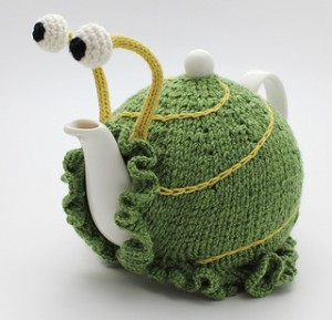 Images of Snail Tea Cozy Knitting Pattern