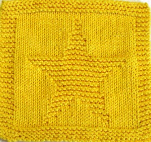 Star Knitting Pattern Design Pictures