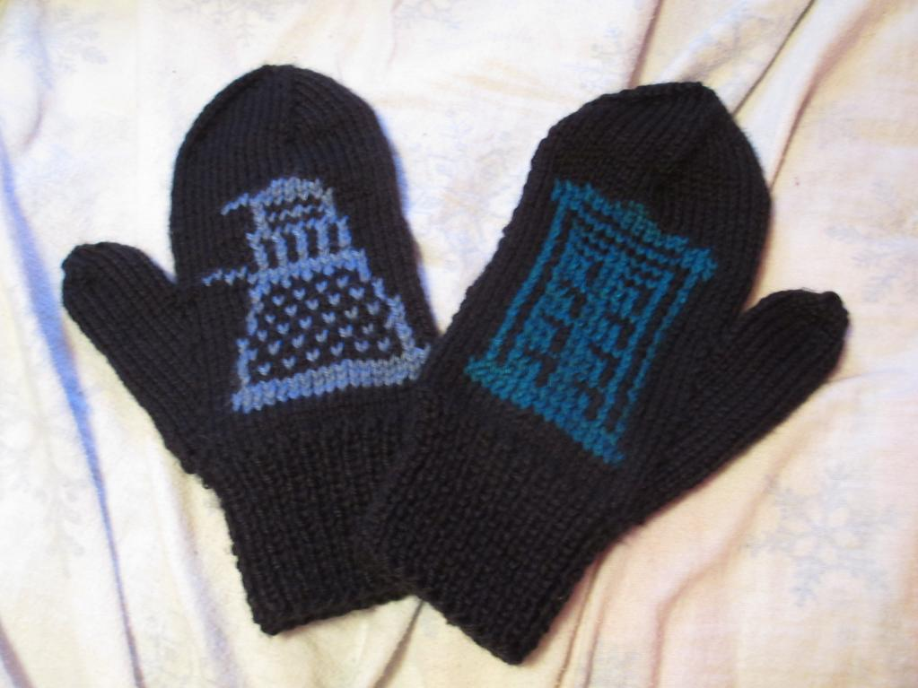 Doctor Who Knitting Pattern | A Knitting Blog