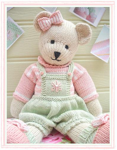Teddy Bear Knitting Patterns - A Knitting Blog