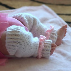 Baby Leg Warmers Knitted Pattern Photos