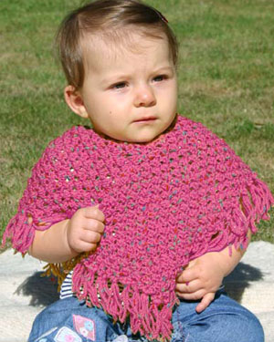 Baby Poncho Knitting Patterns A Knitting Blog