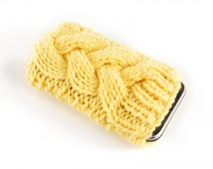 Images of Knitted iPhone Case Patterns
