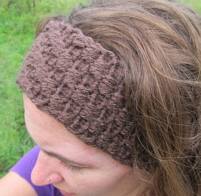 Loom Knit Headband Patterns A Knitting Blog