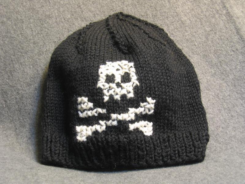 Skull Cap Knitting Pattern Photos d64a0531b7cf