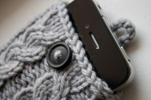 iPhone Case Knitting Pattern Photos