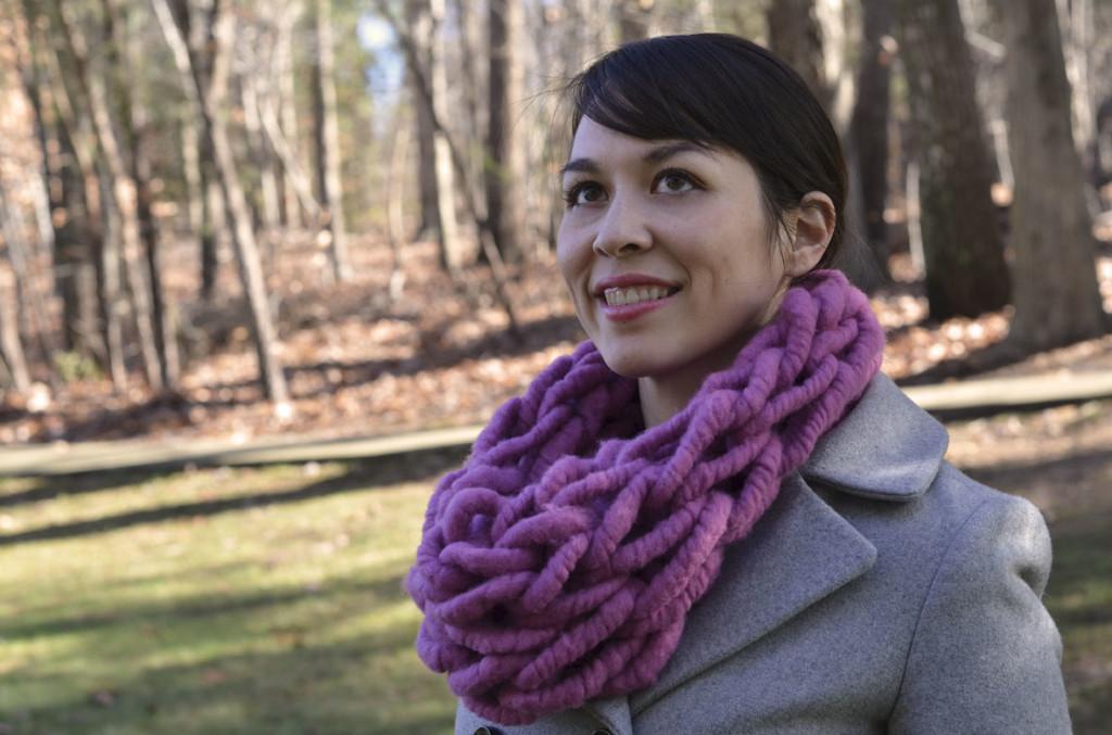 Arm Knitting Scarf Patterns A Knitting Blog
