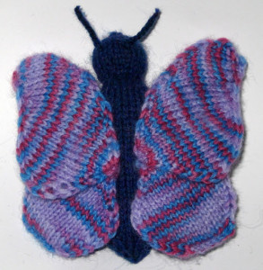 Butterfly Knitting Pattern Pictures