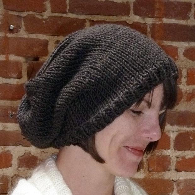 Black Knit Beanie Patterns A Knitting Blog