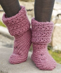 Free Knit Boot Patterns Images