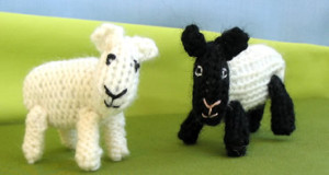 Pictures of Free Sheep Knit Patterns