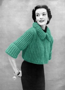 Free Vintage Sweater Knit Pattern Photos