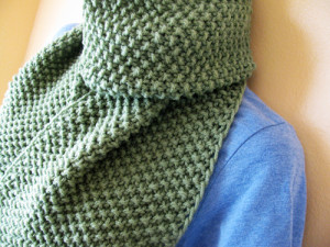 Pictures of Knit Seed Stitch Pattern