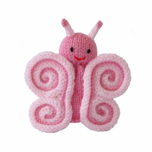 Knitted Butterfly Pattern Photos