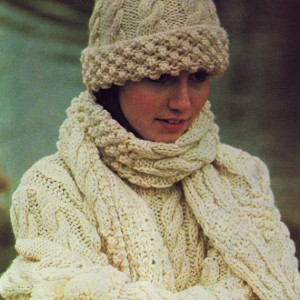 Vintage Knitting Patterns Tutorial Picture