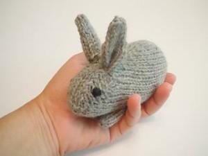 Bunny Rabbit Knit Pattern