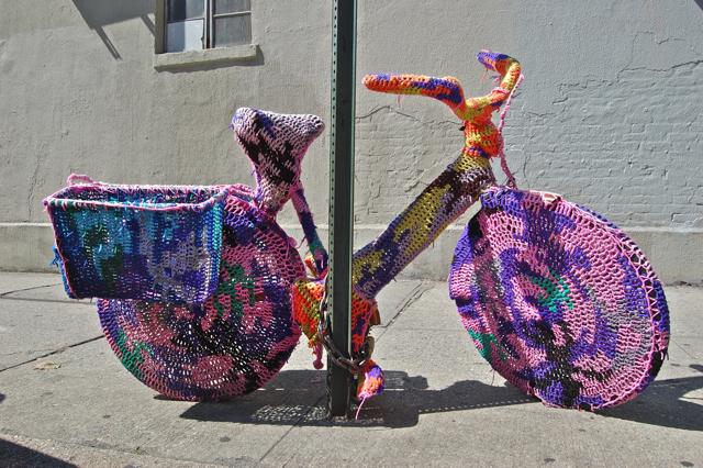 knitted-bike