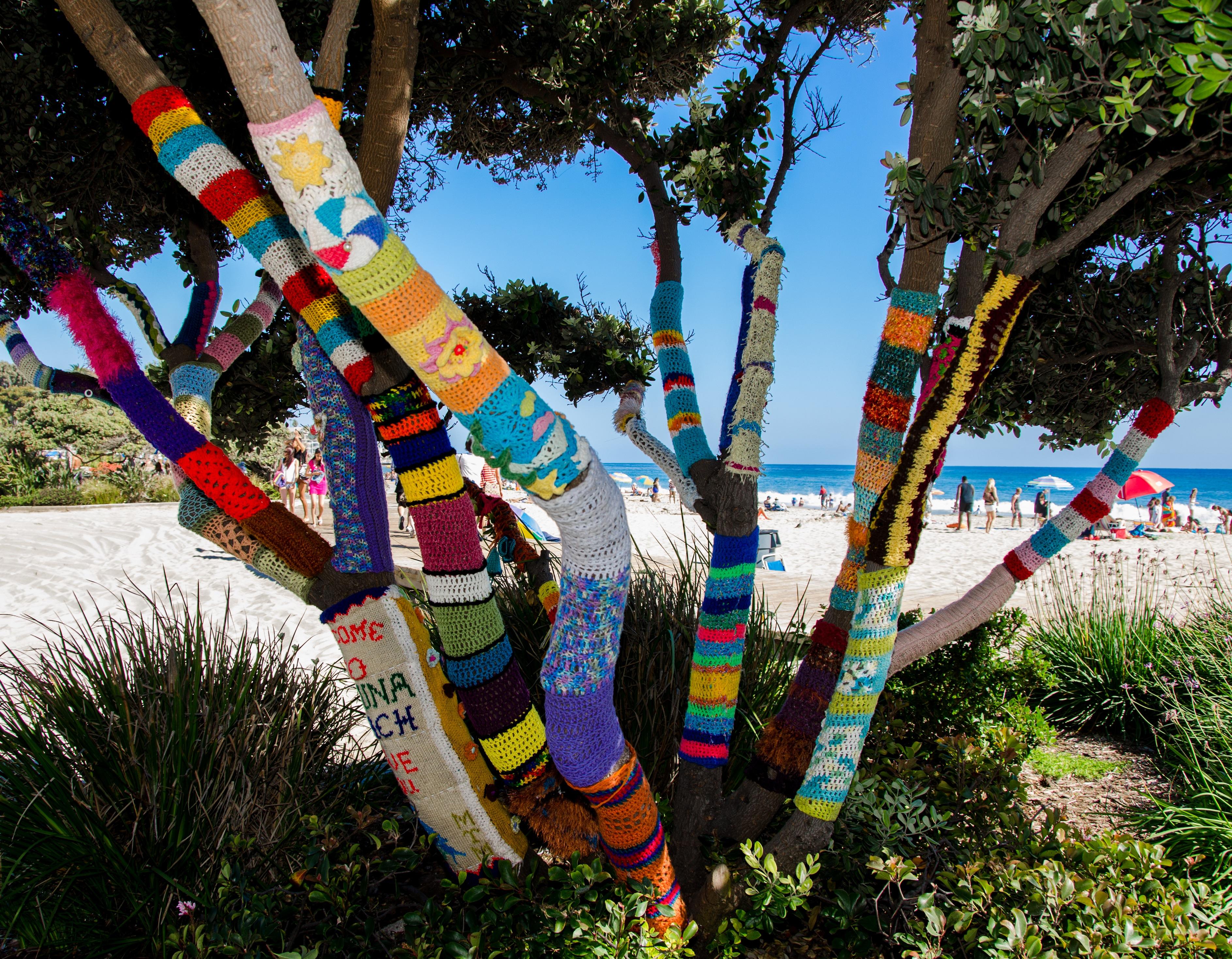 Yarn Bombing   A Knitting Blog