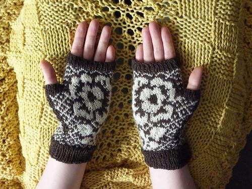 mitts pattern
